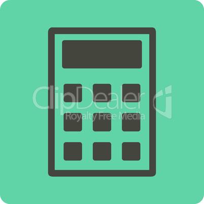 Bicolor Grey-Cyan--calculator.eps