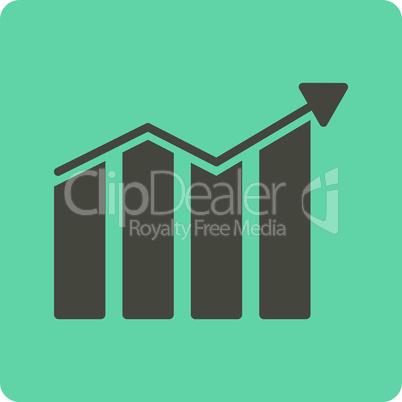 Bicolor Grey-Cyan--trend.eps