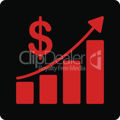 Bicolor Blood-Black--sales growth.eps