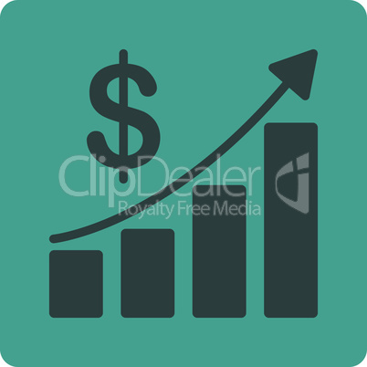 Bicolor Soft Blue--sales growth.eps
