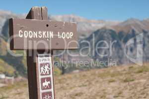 coonskin loop , black canyon colorado