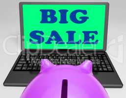 Big Sale Laptop Means Online Specials And Clearance