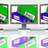 Advanced Basic Folders Screen Mean Program Features And Prices