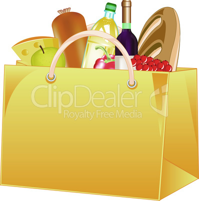 bag with product.eps
