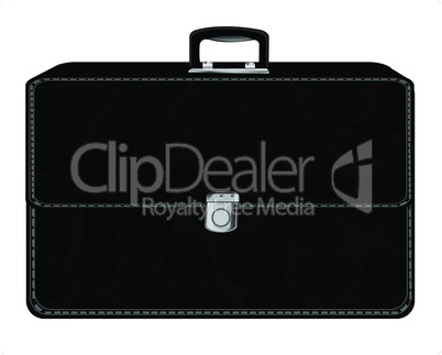 black briefcase.eps