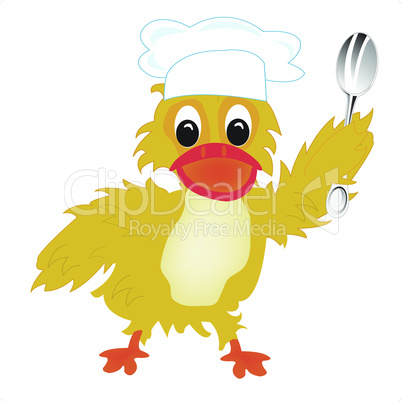 duckling cook.eps
