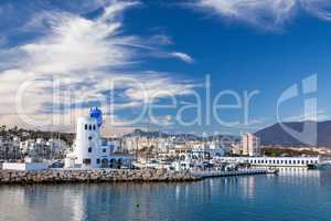Duquesa Harbour, Costa del Sol, Spain
