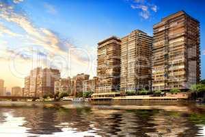 City on Nile