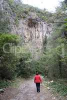 Canyon im Milli Park bei Kusadasi