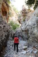 Kritsa-Schlucht, Kreta