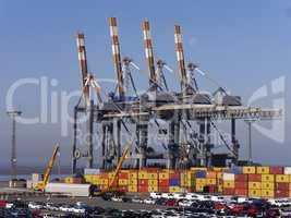 Container Terminal Bremerhaven