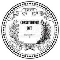 Constitution Day Dominican Republic