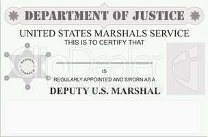 Marshal license