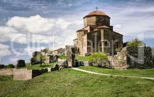 Orthodox monastery Jvari