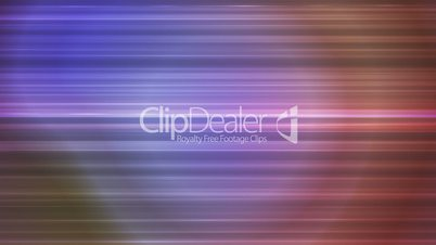 Broadcast Horizontal Hi-Tech Lines, Multi Color, Abstract, Loopable, HD