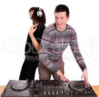dj play music