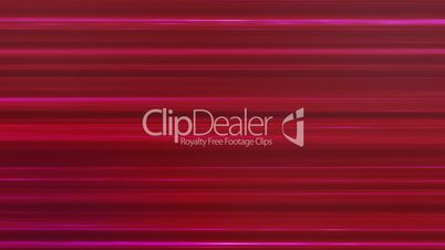 Broadcast Horizontal Hi-Tech Lines, Red Magenta, Abstract, Loopable, HD