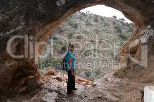 Höhle bei Milatos, Kreta
