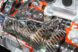 heavy truck automatic transmission gears