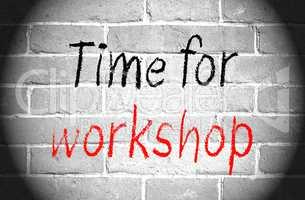 Time for Workshop