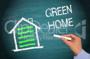 Green Home - Excellent Energy Efficiency
