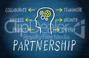 Partnership Business Concept