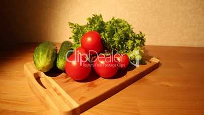 Vegetables view