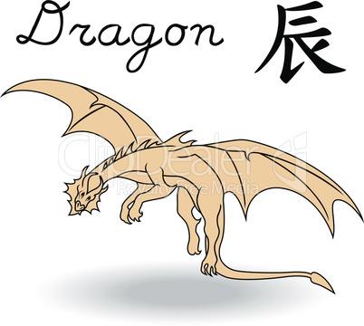 Eastern Zodiac Sign Dragon