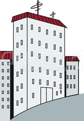 Multi-story houses