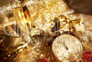 Silvester Uhrzeit
