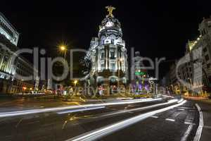 nightlife of Madrid