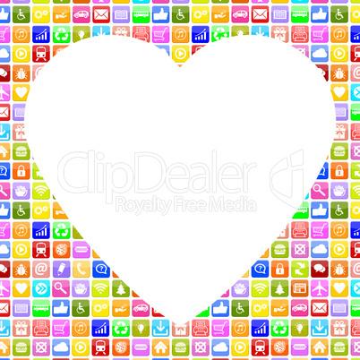 Application Apps App Partner und Liebe im Internet online Dating