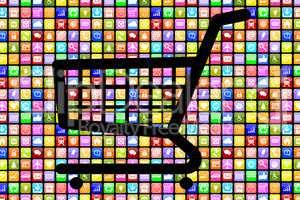 Application Apps App Online Shopping bestellen und einkaufen im