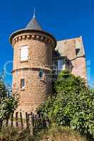 Gebäude in der Bretagne