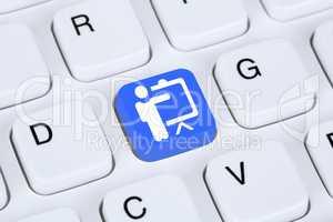 Schulung Training lernen Coaching Bildung Workshop online im Int
