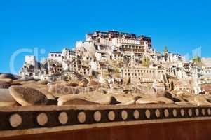 India Ladakh Leh Thikse Monastery