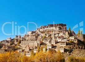 India Ladakh Thiksey Monastery