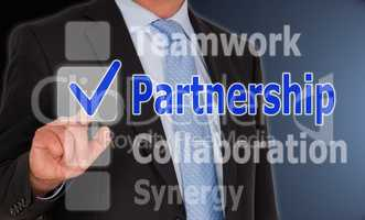 Partnership - Collaboration and Teamwork
