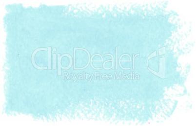 Blue acrylic Banner