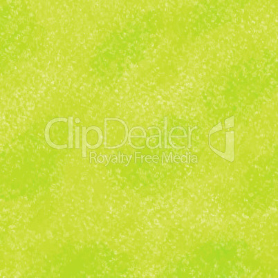 Yellow and green pastel crayon background