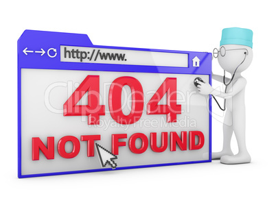 browser  Not Found