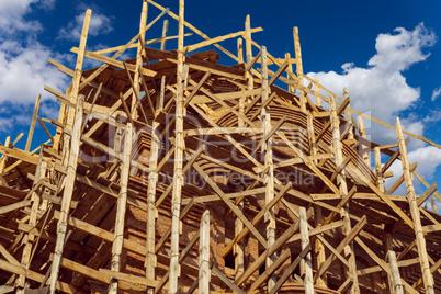 Construction Of Church