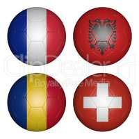balls group a