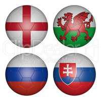 balls group b