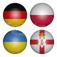 balls group c