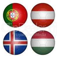 balls group f