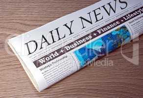 Newspaper - Daily News