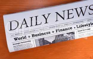 Daily News Newspaper
