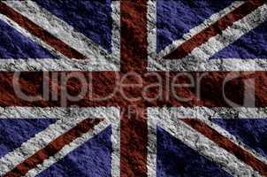 United Kingdom Flag  grunge flag