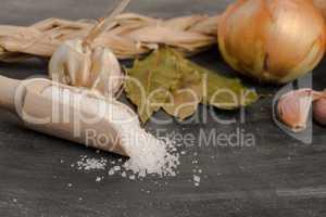 Cooking ingredients for mediterranean cuisine